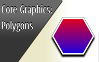 033-core-graphics-polygons-poster